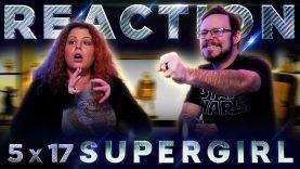 Supergirl 1×17 Reaction