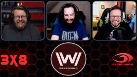 Westworld 3×8 Reaction