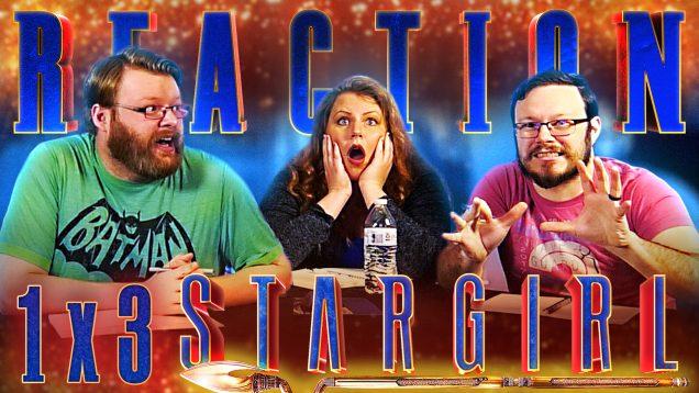 Stargirl 1×3 Reaction Thumbnail