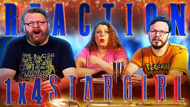 Stargirl 1×4 Reaction Thumbnail