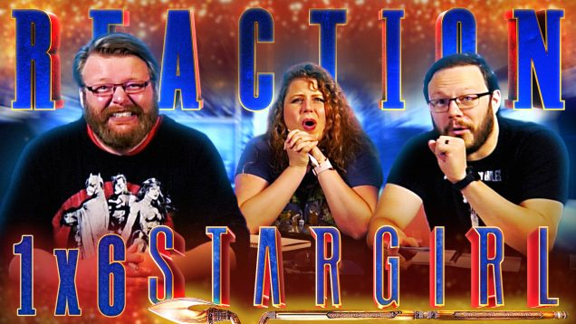 Stargirl 1×6 Reaction Thumbnail