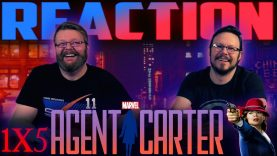 Agent Carter 1×5 Reaction EARLY ACCESS
