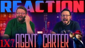 Agent Carter 1×7 Reaction EARLY ACCESS