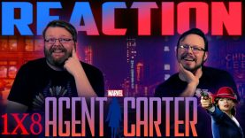 Agent Carter 1×8 Reaction EARLY ACCESS