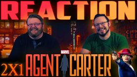 Agent Carter 2×1 Reaction EARLY ACCESS