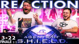 "Agents of Shield 3×22 FINALE REACTION!! ""Ascension"" Part 2 of 2"