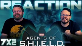 Agents of Shield 7×2 Reaction