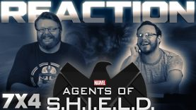 Agents of Shield 7×4 Reaction