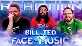 Bill and Ted Face the Music Trailer 1 Reaction