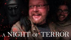 "Blind Wave Halloween Vlog ""A Night of Terror"""