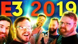 Blind Wave Travel Vlog: E3 2019