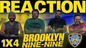 Brooklyn Nine-Nine 1×4 Reaction EARLY ACCESS
