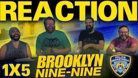 Brooklyn Nine-Nine 1×5 Reaction EARLY ACCESS