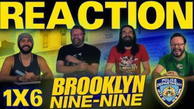 Brooklyn Nine-Nine 1×6 Reaction EARLY ACCESS