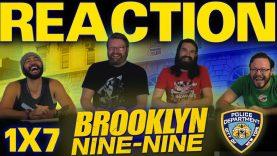 Brooklyn Nine-Nine 1×7 Reaction EARLY ACCESS