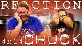 Chuck 4×14 Reaction EARLY ACCESS