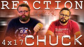 Chuck 4×17 Reaction EARLY ACCESS