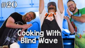 """Cooking With Blind Wave #20 """"Huevos Rancheros (Without Tortilla)"""""""