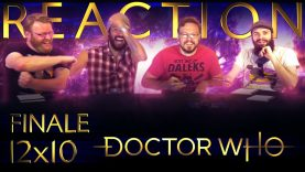 Doctor Who 12×10 Reaction EARLY ACCESS