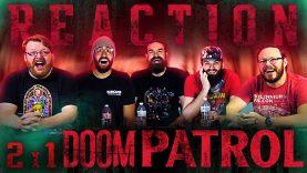 Doom Patrol 2×1 Reaction