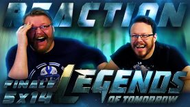 Legends of Tomorrow 5×14 Reaction