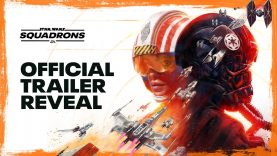 Star Wars: Squadrons – Official Reveal Trailer Reaction