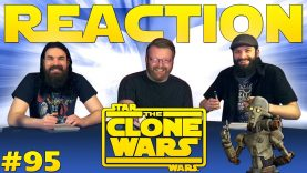 Star Wars: The Clone Wars 95 Reaction EARLY ACCESS