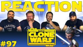 Star Wars: The Clone Wars 97 Reaction EARLY ACCESS
