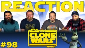 Star Wars: The Clone Wars 98 Reaction EARLY ACCESS