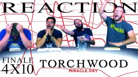 """Torchwood: Miracle Day 4×10 FINALE REACTION!! """"The Blood Line"""""""