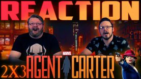 Agent Carter 2×3 Reaction Early Access