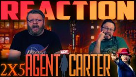 Agent Carter 2×5 Reaction EARLY ACCESS