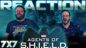 Agents of Shield 7×7 Reaction