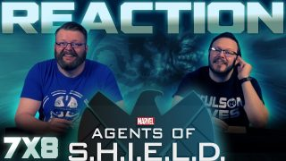 Agents of Shield 7×8 Reaction