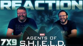 Agents of Shield 7×9 Reaction