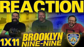 Brooklyn Nine-Nine 1×11 Reaction EARLY ACCESS