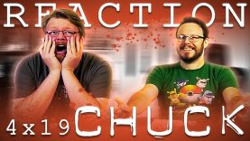 Chuck 4×19 Reaction EARLY ACCESS