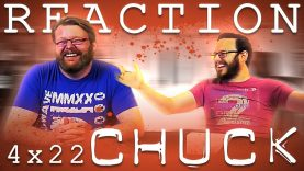Chuck 4×22 Reaction EARLY ACCESS