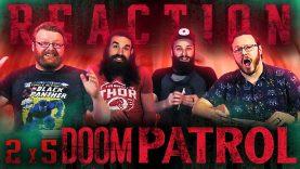 Doom Patrol 2×5 Reaction