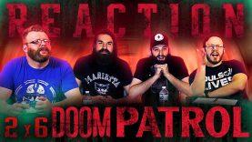 Doom Patrol 2×6 Reaction