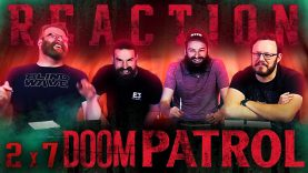 Doom Patrol 2×7 Reaction
