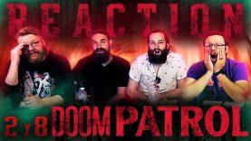 Doom Patrol 2×8 Reaction