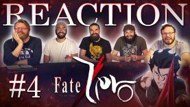 Fate/Zero 04 Reaction EARLY ACCESS