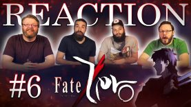 Fate/Zero 06 Reaction EARLY ACCESS