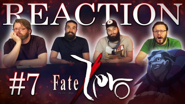 Fate/Zero 07 Reaction EARLY ACCESS