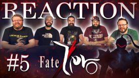 Fate/Zero #5 REACTION!! EARLY ACCESS