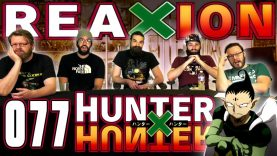 Hunter x Hunter 77 Reaction Early Access