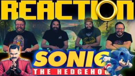 Sonic The Hedgehog Movie Reaction