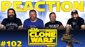 Star Wars: The Clone Wars 102 Reaction EARLY ACCESS
