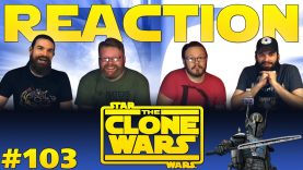 Star Wars: The Clone Wars 103 Reaction EARLY ACCESS